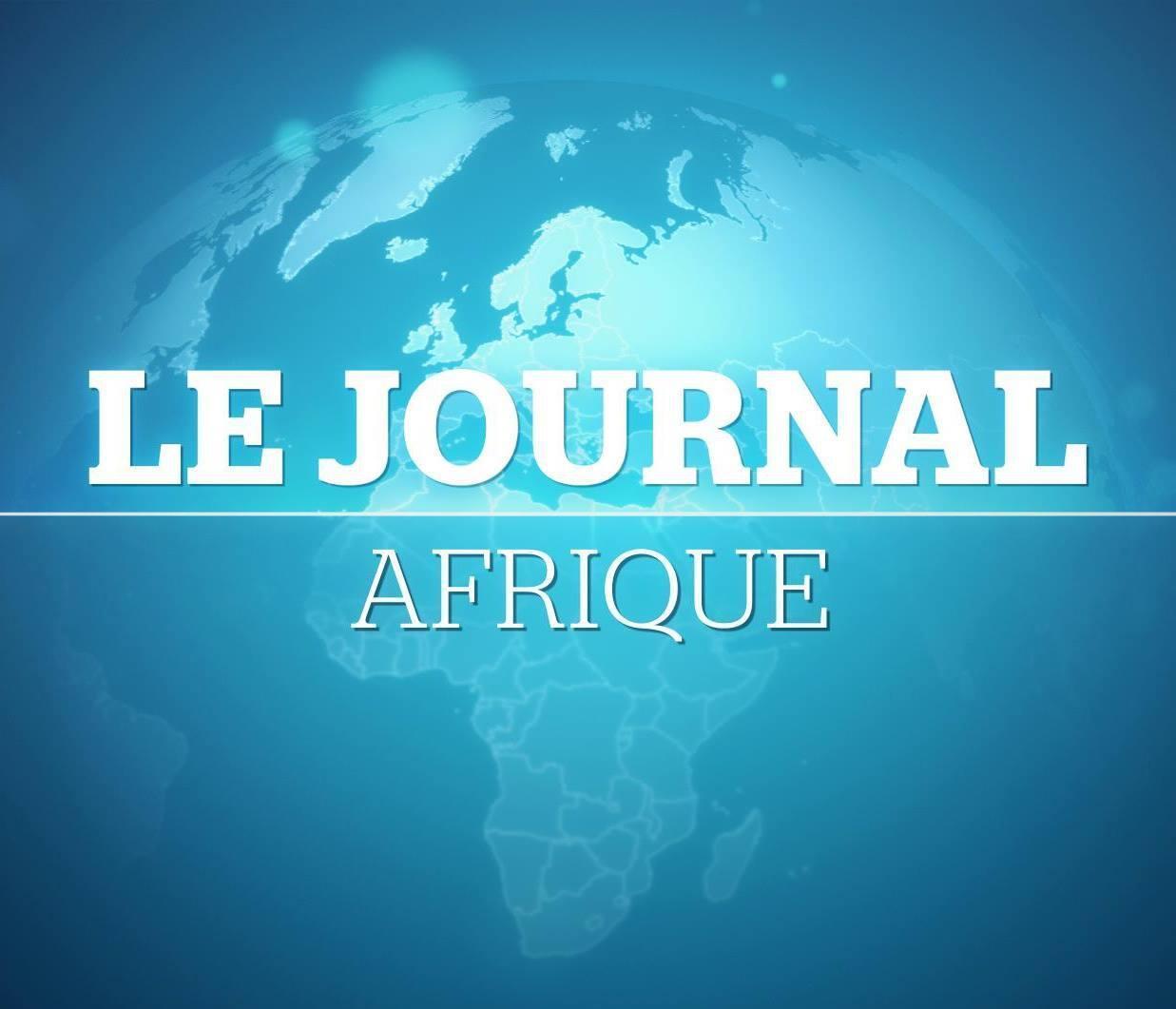 Le journal Afrique sur TV5MONDE